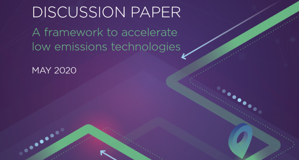 Release of Technology Investment Roadmap Discussion Paper